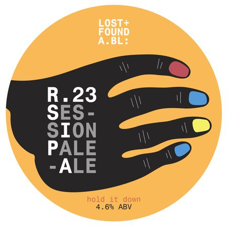 R23 SESSION PALE ALE
