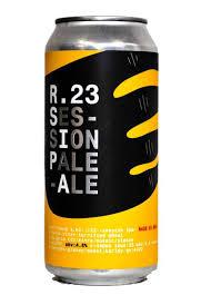 R23 SESSION PALE ALE