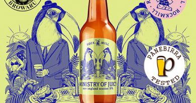 Birrificio Rockmill – Ministry of Juicy